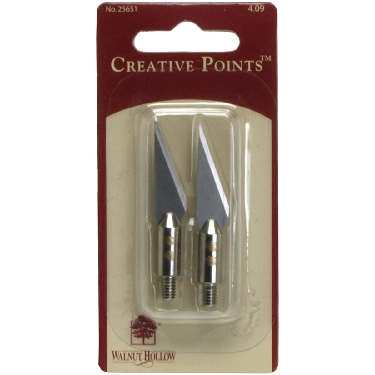 Walnut Hollow 25651 Professional Hot Knife Point For use with all Walnut Hollow Hot Tools; Cuts and Shapes a Variety of Materials Such as Foam, Faux Pumpkins, Foam Core Board, and Wax