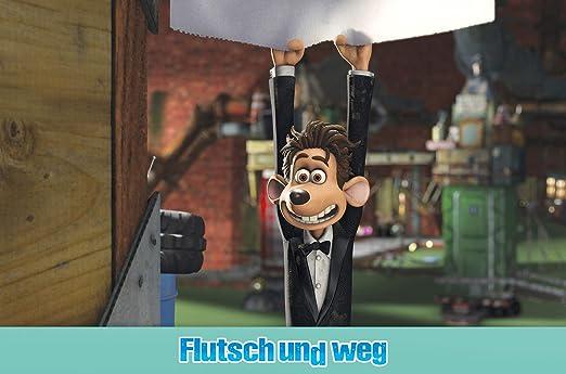 Flutsch Und Weg 1 Dvd Amazon Co Uk Dvd Blu Ray