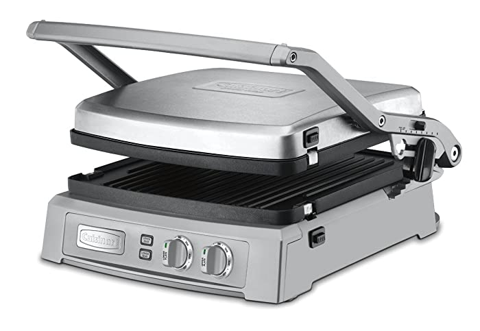 Cuisinart Griddler Deluxe GR-150 Review