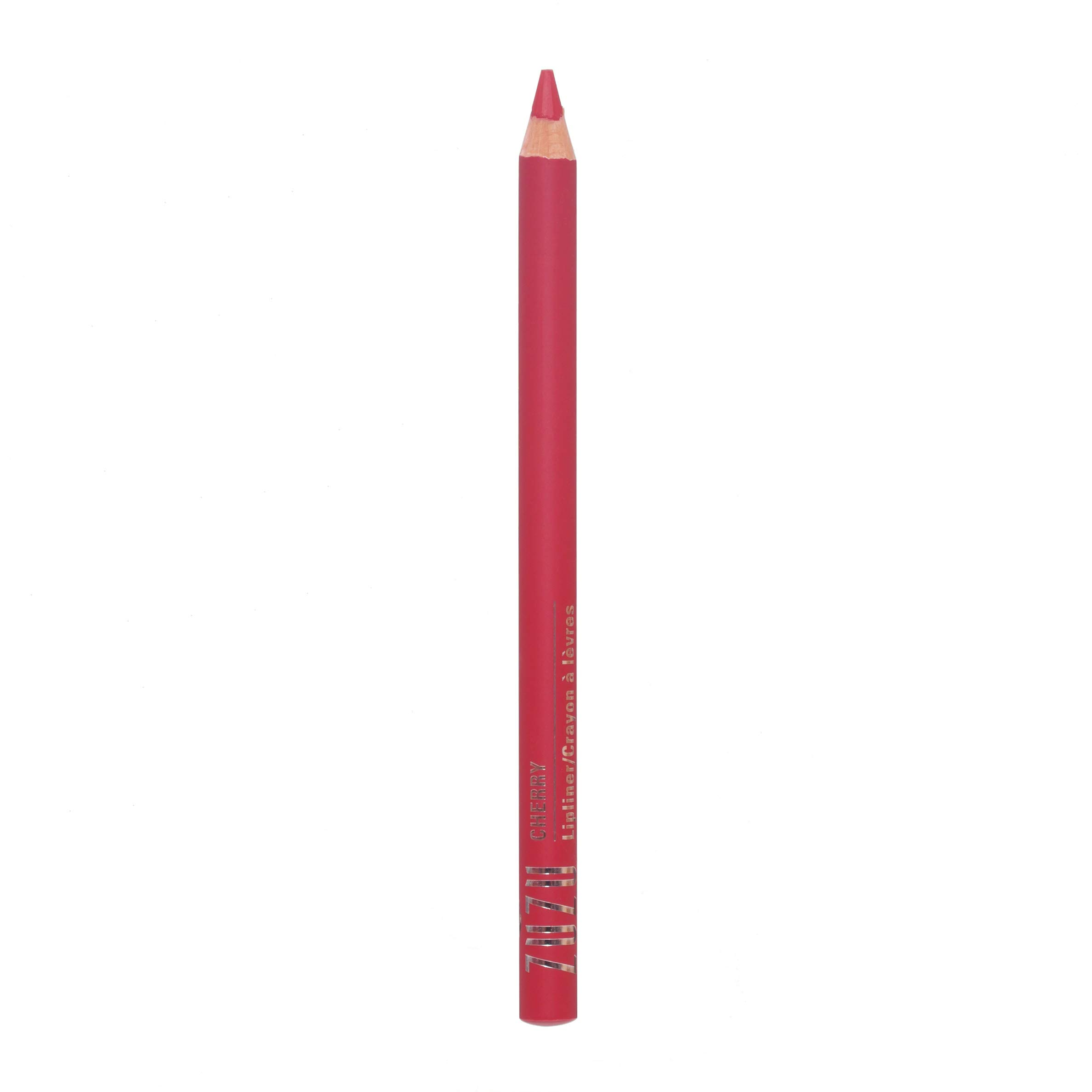 Zuzu Luxe Lipliner (Cherry)0.04 oz,richly pigmented and long lasting, Infused with Jojoba Seed Oil and Aloe for ulra hydrated lips. Natural, Paraben Free, Vegan, Gluten-free,Cruelty-free, Non GMO.