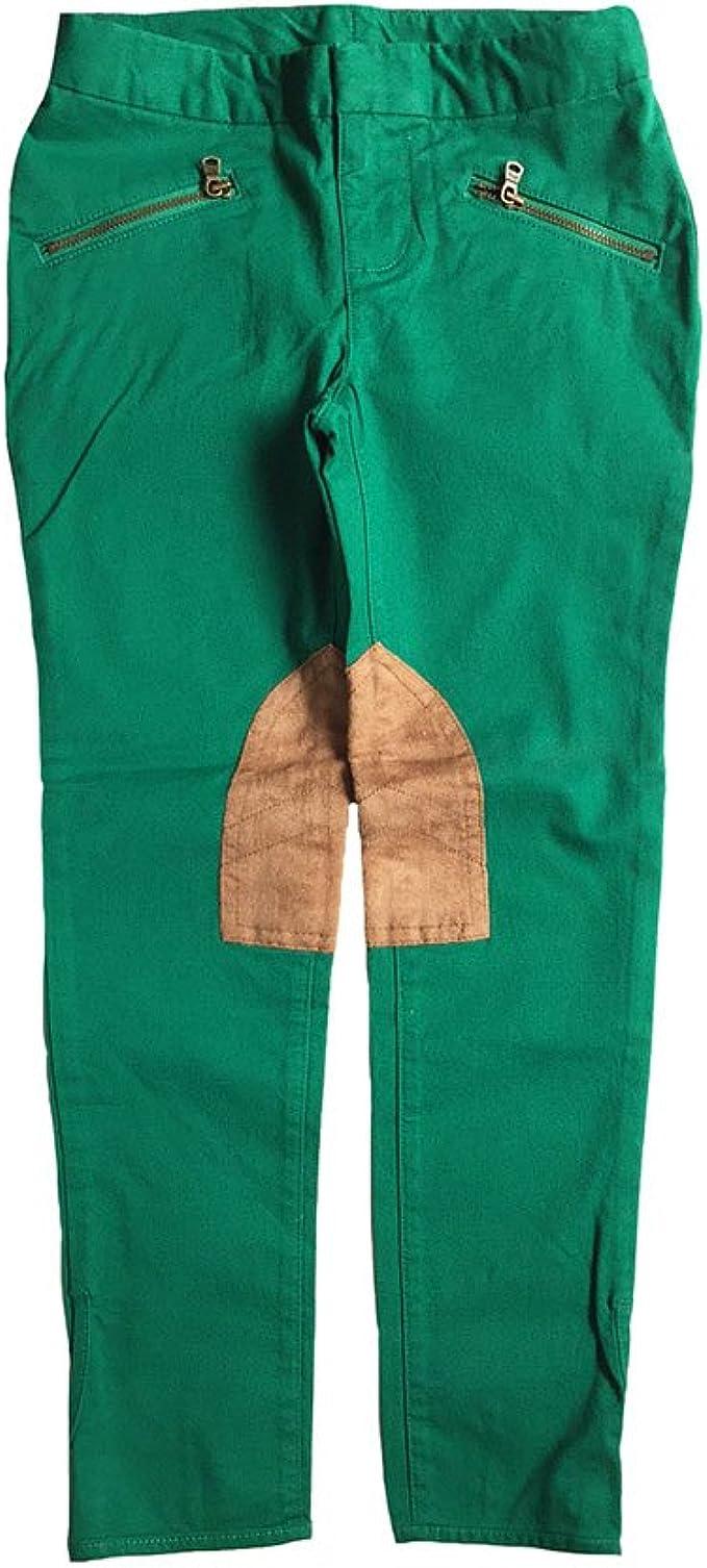 Polo Ralph Lauren Little Girls Jodhpur Pants Kelly Green 6X