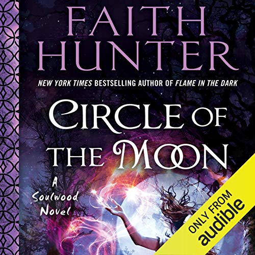 Pdf Science Fiction Circle of the Moon: Soulwood, Book 4