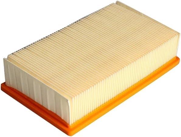 VacFit Filtro de aire aspiradora Karcher 6.904-176.0 6.904-367.0 Filtro de repuesto para NT35 NT360 NT45/1 NT55/1 NT611 1 paquete: Amazon.es: Hogar