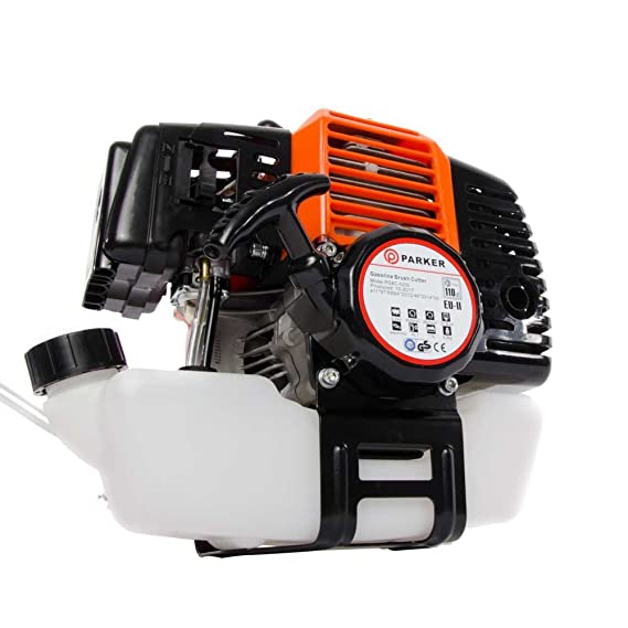 ParkerBrand - Cortador de césped de Gasolina (52 CC): Amazon.es ...