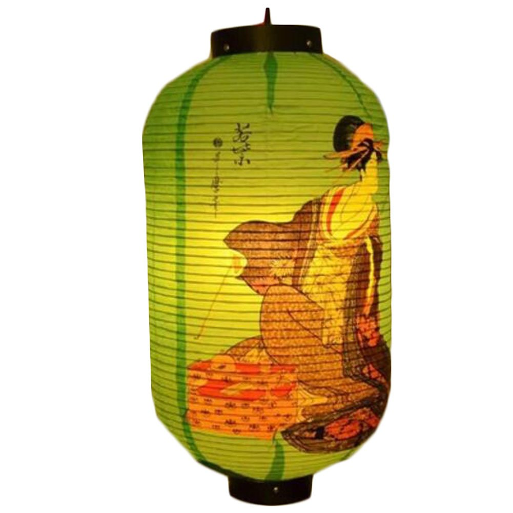 George Jimmy Japanese Style Hanging Lantern Sushi Restaurant Decorations -A22