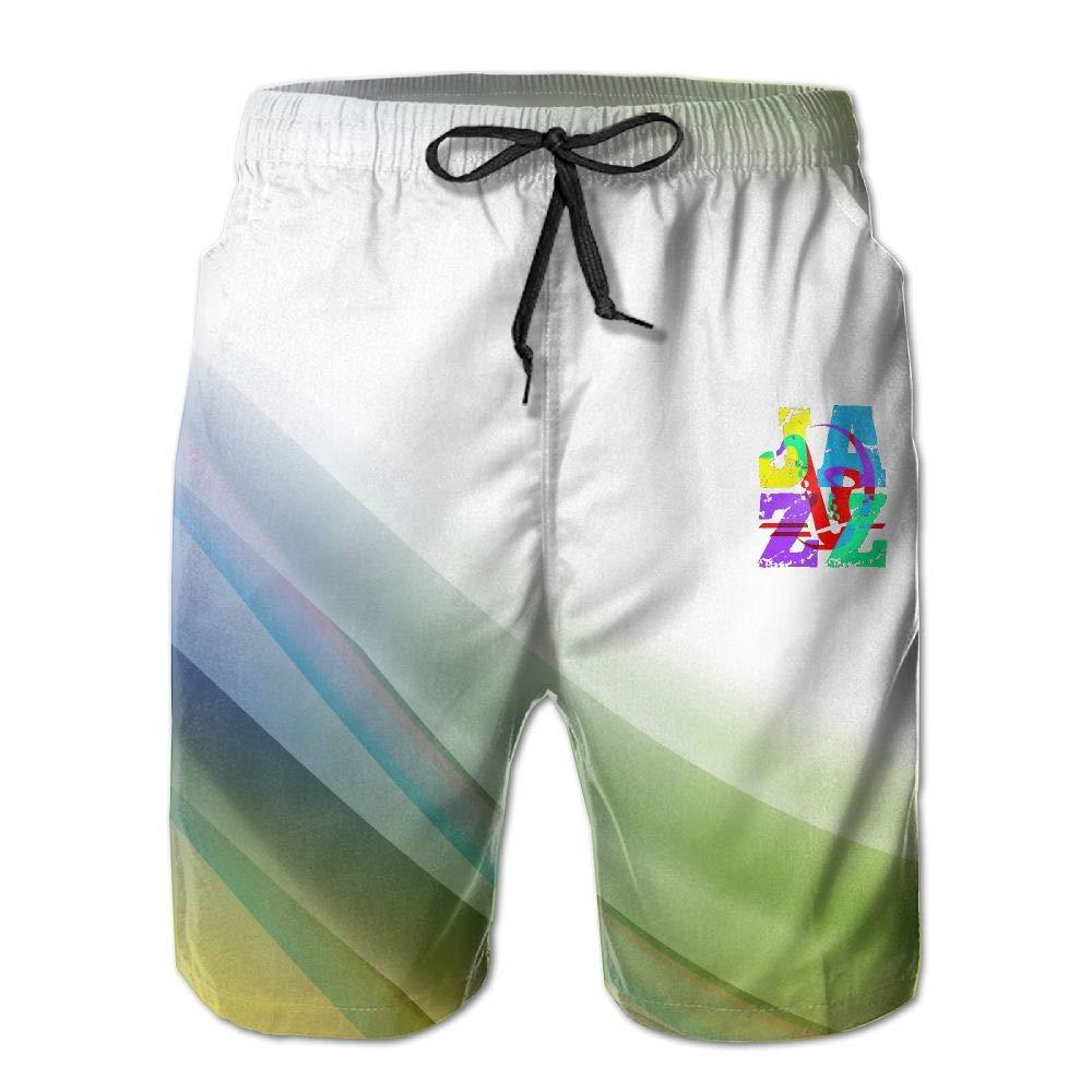 Cool and Hip Jazz Pants AiguanBoys Short Beach Pant