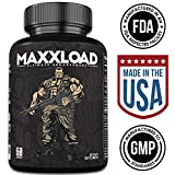- 61hov XDIRL - MAXXLOAD – Ultimate Male Enhancement Pills (60 Capsules) #1 Volumizer and Enhancer Formula – All Natural