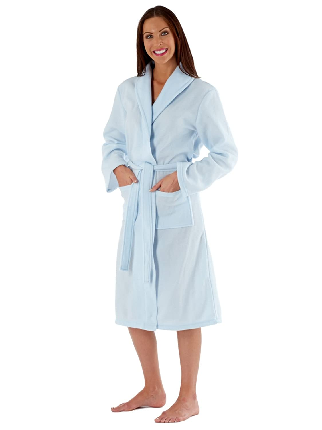 Size 14 To 16 By Secret Fleece Dressing Gown