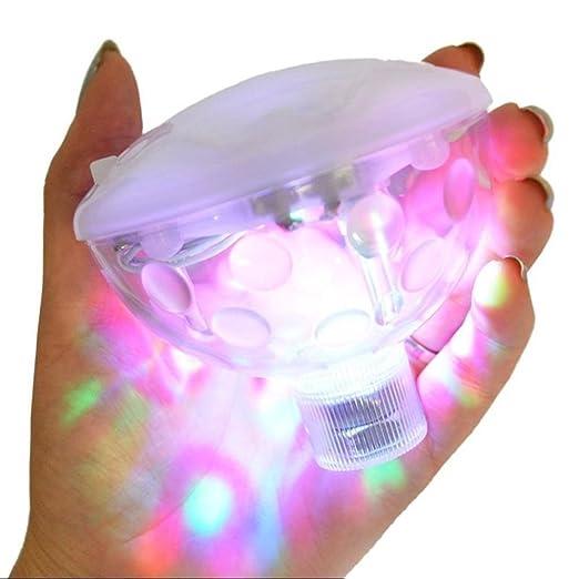 4 opinioni per Ailiebhaus Luminosa Galleggiante Luci Impermeabile di Leggeri Piscina LED