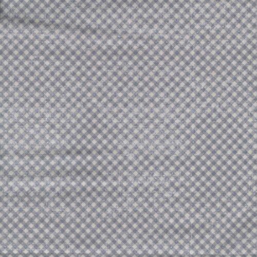 Fabscraps inch D 43 Large nbsp;yd 100Coton 5 Shabbylicious Bleu rCarreaux dCoBxWre
