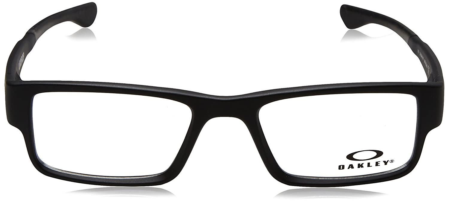 ff2bde2e806 Oakley Airdrop OX8046-0153 Eyeglasses Satin Black 53 at Amazon Men s  Clothing store