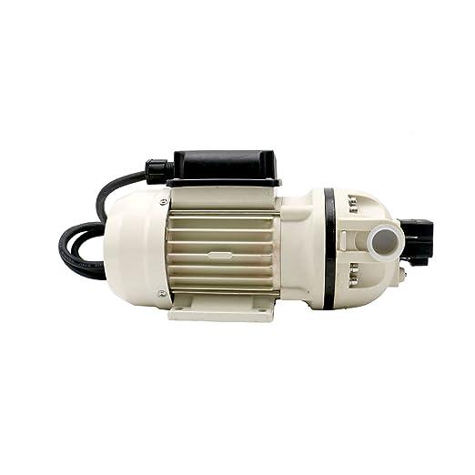 LIYUAN Booster Bomba de Agua eléctrica, aspiradora, Aceite líquido ...