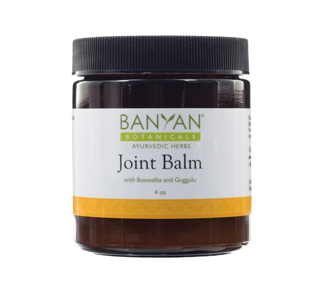 Banyan Botanicals Joint Balm - 99% Organic - Soothing Topical Relief for Joint Pain & Stiffness by Banyan Botanicals