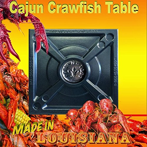 Peel N Toss Cajun Crawfish Boil Table Top by Peel N Toss