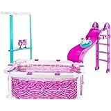 Barbie accesorios - Piscina glamurosa [versión en inglés]