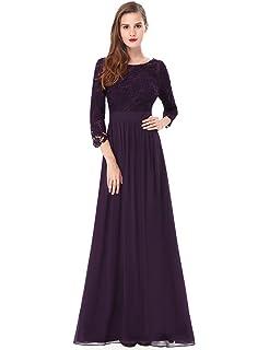 a01384fe2ce RONGKIM Women s V-Neck Mother of The Bride Dresses Lace Appliques ...