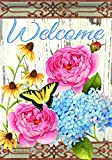Carson Home Accents FlagTrends Classic Garden Flag, Favorite Flowers