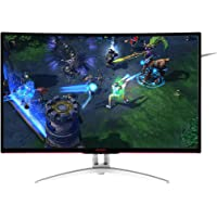 "Monitor Gamer AOC LED 31.5"" Agon Tela Curva Full HD"