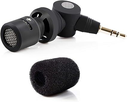 Saramonic Sr Xm1 Mini Mikrofon 3 5 Mm Kamera