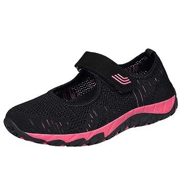 e0ed69114c Zapatos planos de malla para mujer