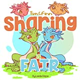 Value Books for Kids: Tim and Finn The Dragon Twins  Sharing is fair: beginner books for kids,Sleep,Preschool,short chapter books for kids,Values eBook