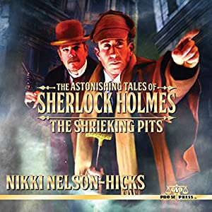 The Shrieking Pits Audiobook
