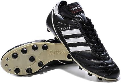 UNDEME Boots Homme Kaiser 5 Liga FG d'alimentation Noir