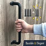 large barn door pull handles - UNWIREDD 13