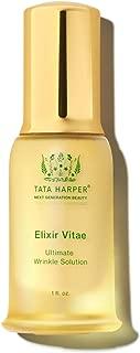 product image for Tata Harper Elixir Vitae, Anti-Aging Quadruple Neuropeptide Face Serum, 100% Natural, Made Fresh in Vermont, 30ml
