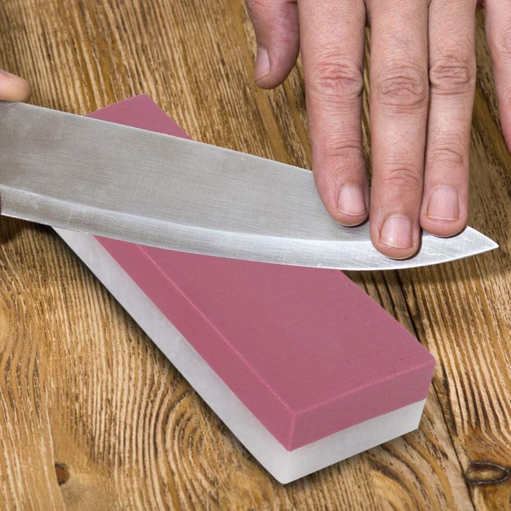 SunshineFace affilacoltelli Pietra per affilare coltelli da cucina