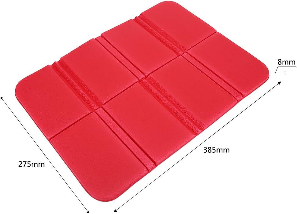 8 Couleurs Se Pliant en Plein air Camping Tap Seat Portable imperm/éable Tapis de Pique-Nique Pad pour Camping Picnic Randonn/ée VGEBY1 Si/ège de Pique-Nique