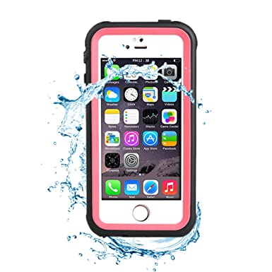 iPhone se Carcasa Impermeable, iPhone 5S Carcasa Impermeable ...