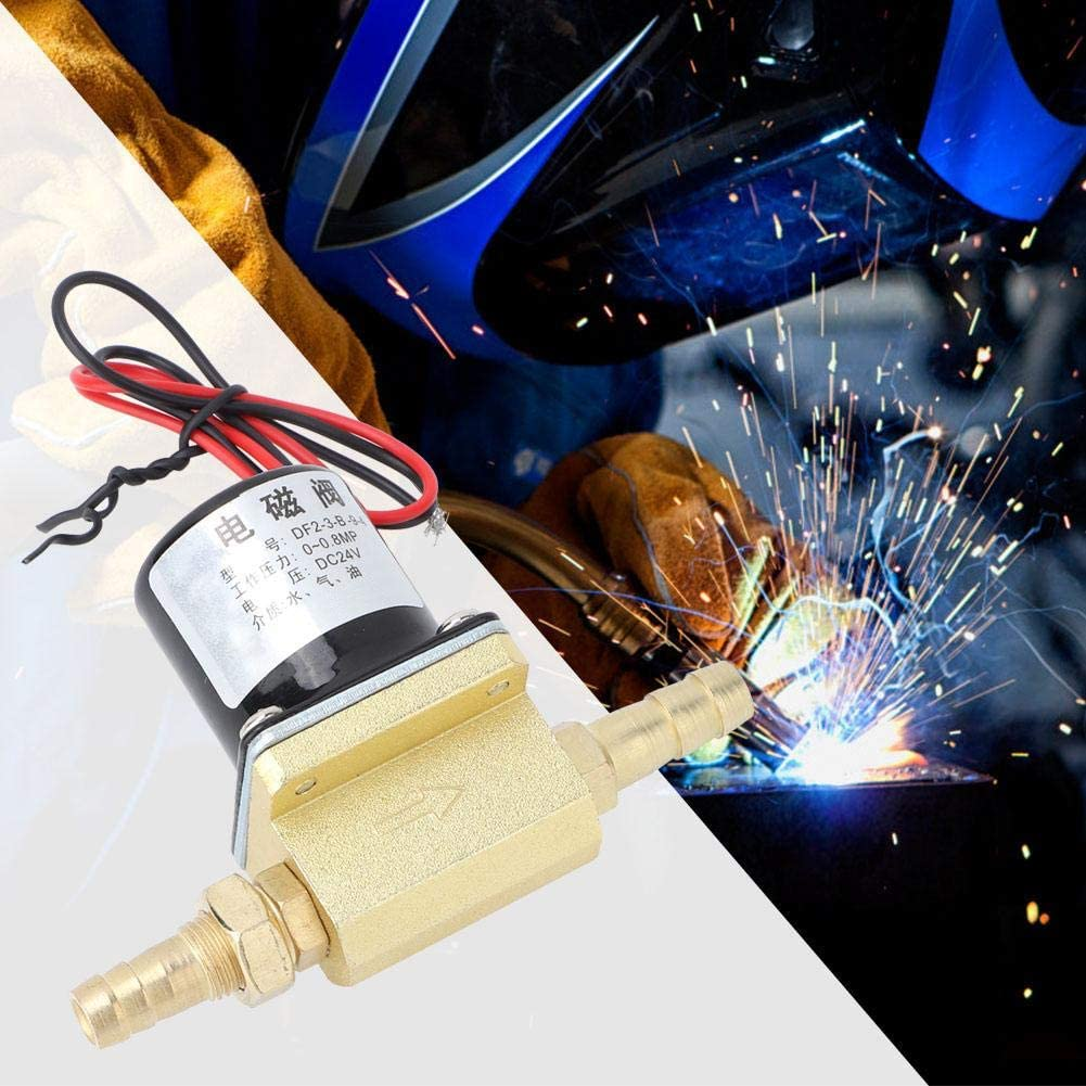 0~0.8mpa Solenoid Valve Electric Welding Machine Valve for Water Gas Diesel Aron CO2 G1//8 AC36V