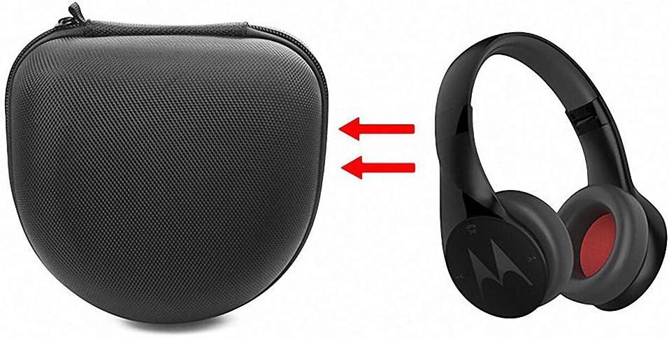 GH GHawk® Motorola Pulse Escape Estuche para Auriculares Estuche rígido de Viaje Bolsa de Transporte Protectora Caja de Auriculares Auricular Estuche portátil: Amazon.es: Electrónica