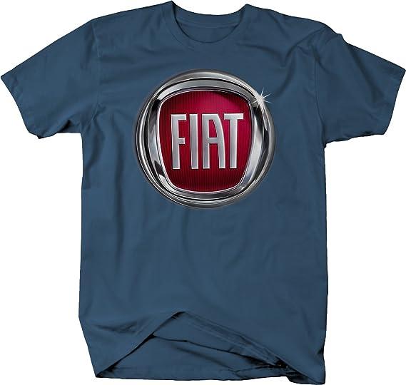 Amazon.com: Logotipo de Fiat emblema: Clothing