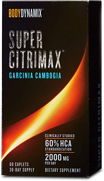 citrimax garcinia side effects