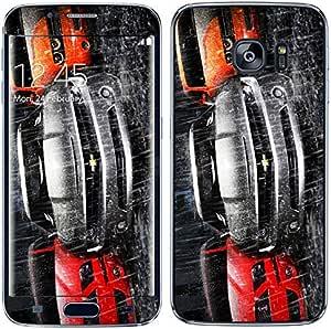 Skin Stiker For Galaxy S7 edge By Decalac, GLXS7EDG-CAR0005
