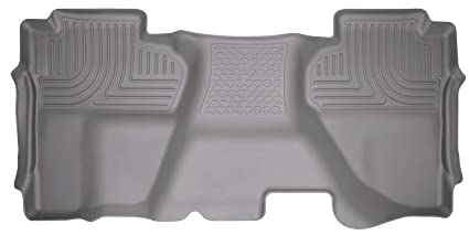Husky Liners 53900 2nd Seat Floor Liner Cocoa For 14-18 Chevrolet Silverado 1500