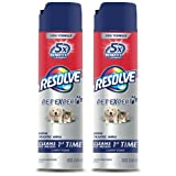 Resolve Pet Expert High Traffic, Carpet Foam, 22 oz (Pack of 2)