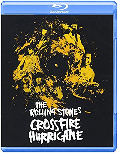 Blu-ray : The Rolling Stones - The Rolling Stones: Crossfire Hurricane (Blu-ray)