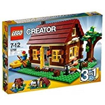 Forêt Lego Maison Jeu 5766 La Construction En De Creator E2YebDIWH9