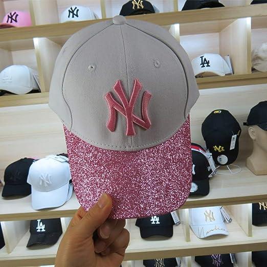 woyaochudan Joker Gorra de béisbol NY Hombres y Mujeres de Hip Hop ...