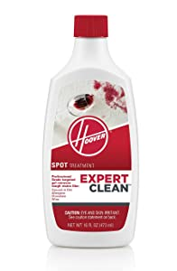 Hoover Expert Clean 16 Ounce Spot Treatment Carpet Stain Remover Gel, AH15077