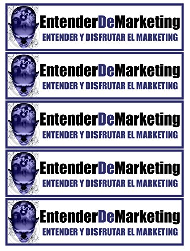 EntenderDeMarketing: Entender y disfrutar el marketing (Spanish Edition) by [Cano, Luis