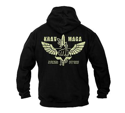 Dirty Ray Martial Arts MMA Krav MAGA Men s Hooded Sweatshirt B49 ... 0d6737f1c0