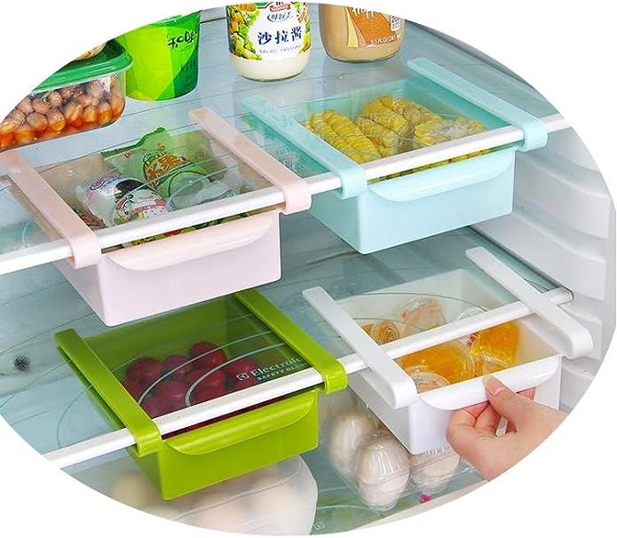 Juego de 4 cajón de pinza para frigorífico congelador o mesa ...