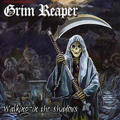 Grim Reaper: Walking In The Shadows (Audio CD)