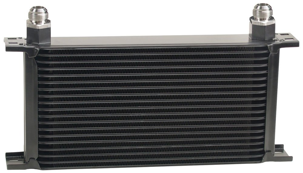 Derale 51910 19 Row Core Stacked Plate Cooler Kit