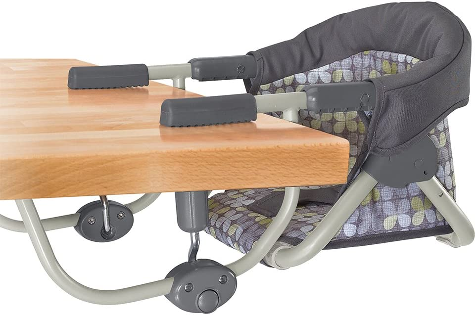 baby chair that hooks to table