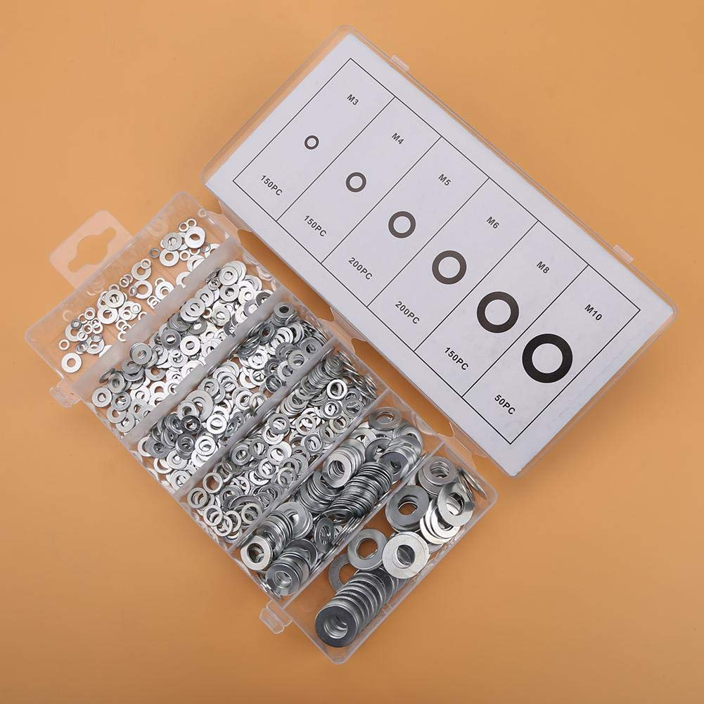 A3 Washer Flat Pre-Load Indicating Device Wear Pad for Electrical Connections for Spacer Sturdy Washer Metal Washer